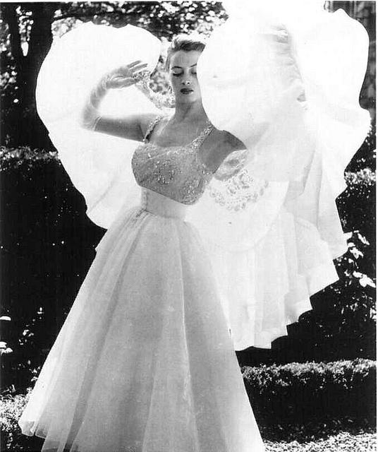 hubert de Givenchy 1953