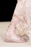 Ferretti sandalo cotone flat