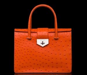 handbag-in-struzzo prada