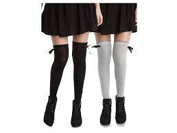475385ba5f22c Le Parigine sono le calze che superano il ginocchio donano un tocco  particolare e originale ad ogni look invernale. A seconda del modello che  si sceglie ...