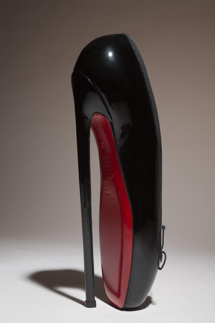 ballerina shoes fetish