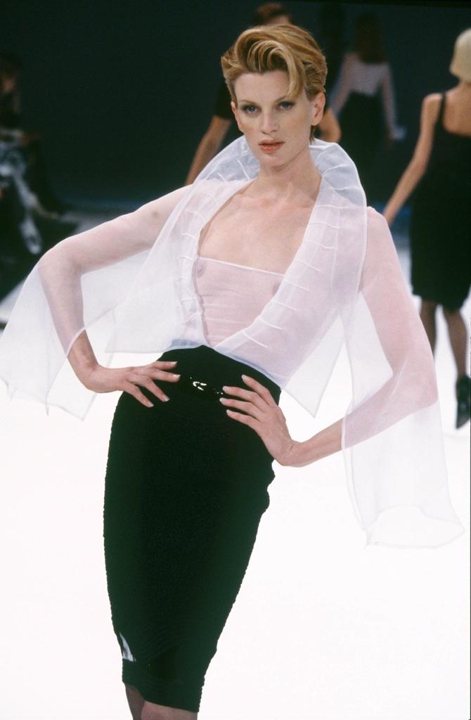 ferre 1995 camicia bianca