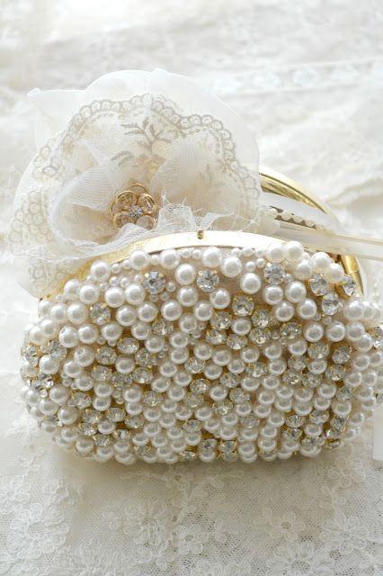 pochette di perle