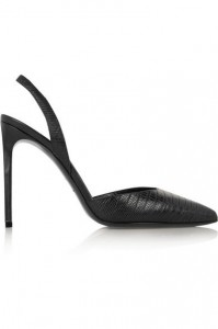 Sain Laurent sling back