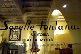 sorelle Fontana Atelier