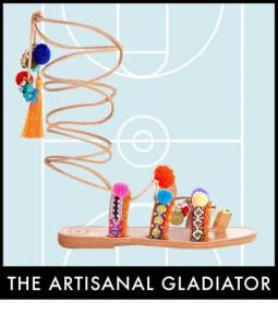 gladiatori artigianali