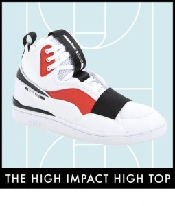 sneackers high impact