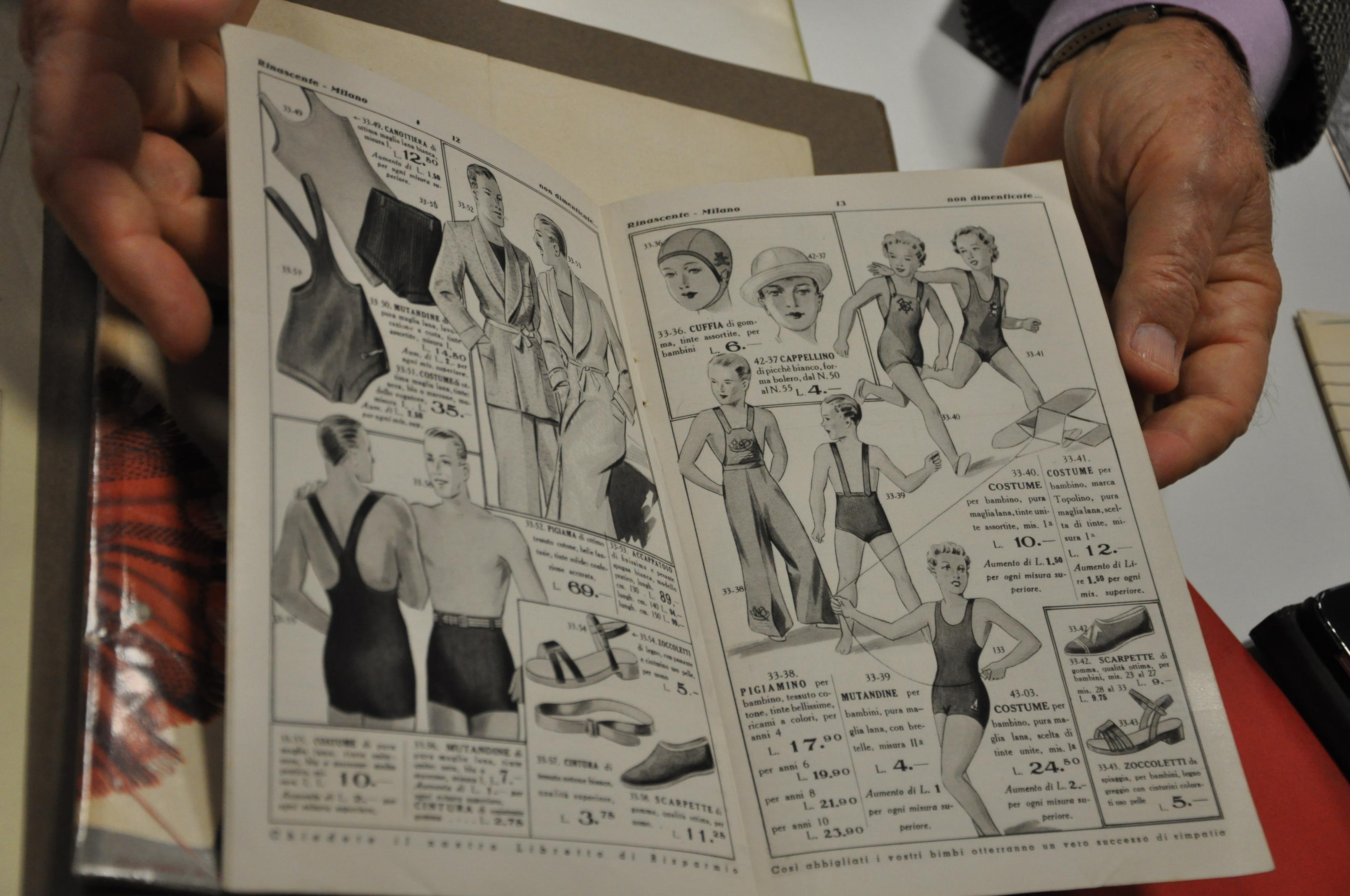 L 39 archivio del ged fashion institute intervista al prof for Corsi per arredatori