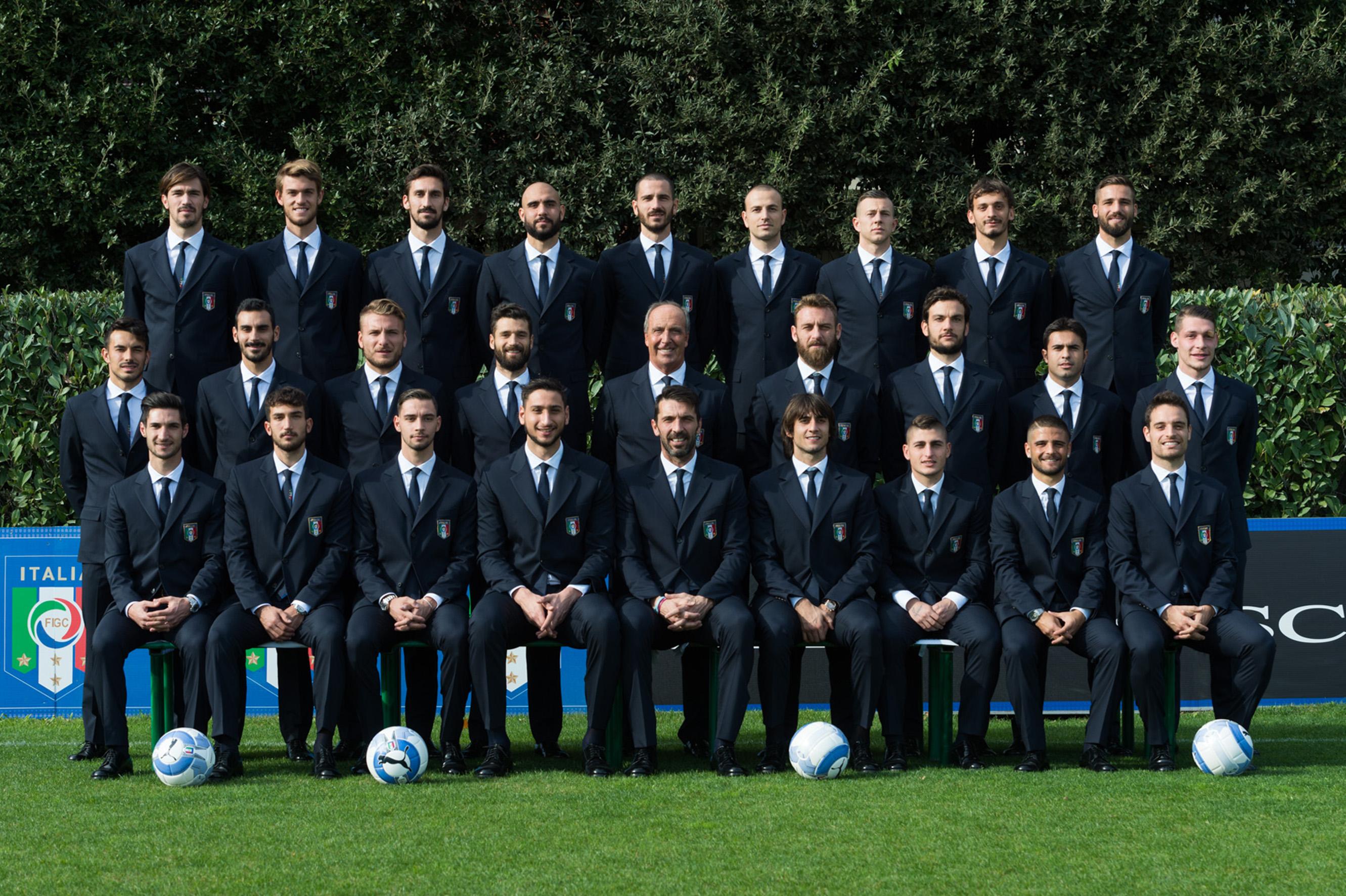 Ermanno Scervino e la Nazionale Italiana di calcio ...