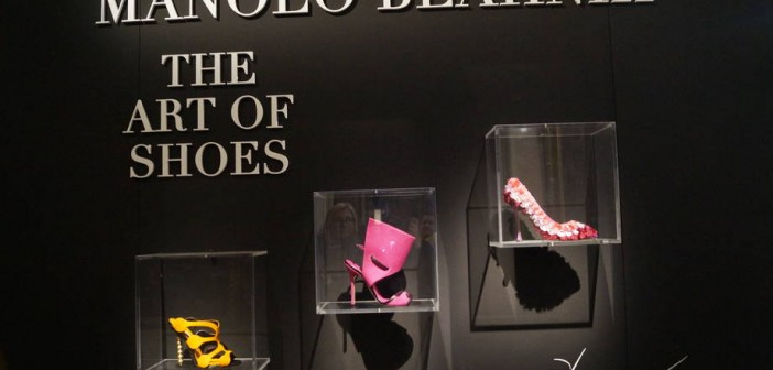 The art of shoes, Manolo Blahnik