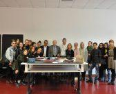 Fvcina in cattedra al MKS Milano Fashion School