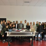 Fvcina in cattedra al MKS Milano Fashion School