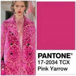 Pink Yarrow, rosa tendenza per la primavera.