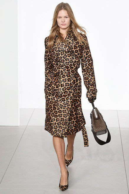 trench-animalier