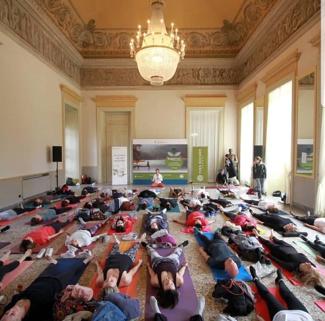 yoga-Tour
