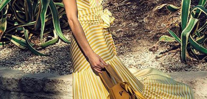 Maxi dress l'oggetto del desiderio dell'estate 2019