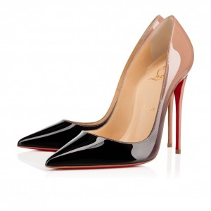 Louboutin pumps-degrade