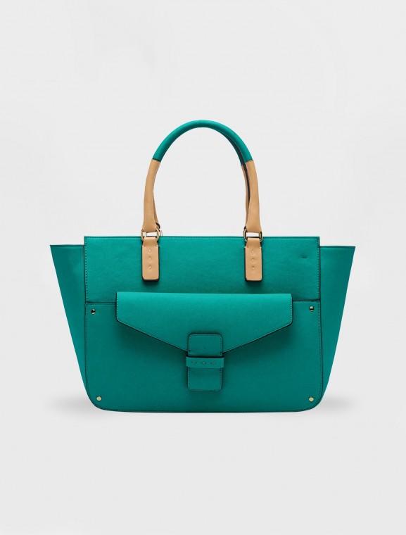 handbag-verde-smeraldo-pennyblack