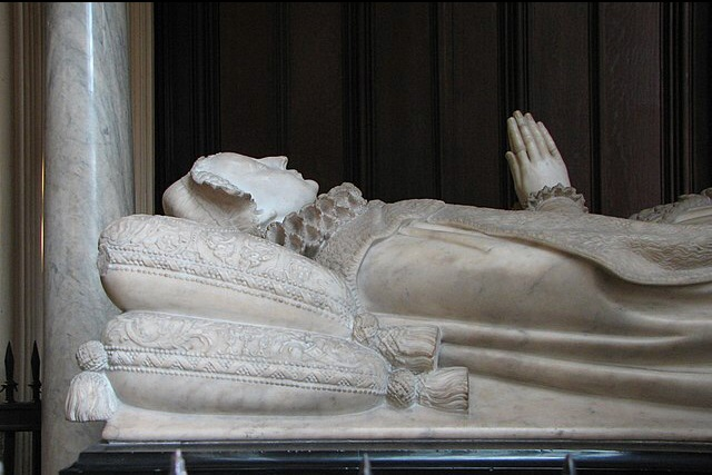 ltomba-Maria-Westminster Abbey